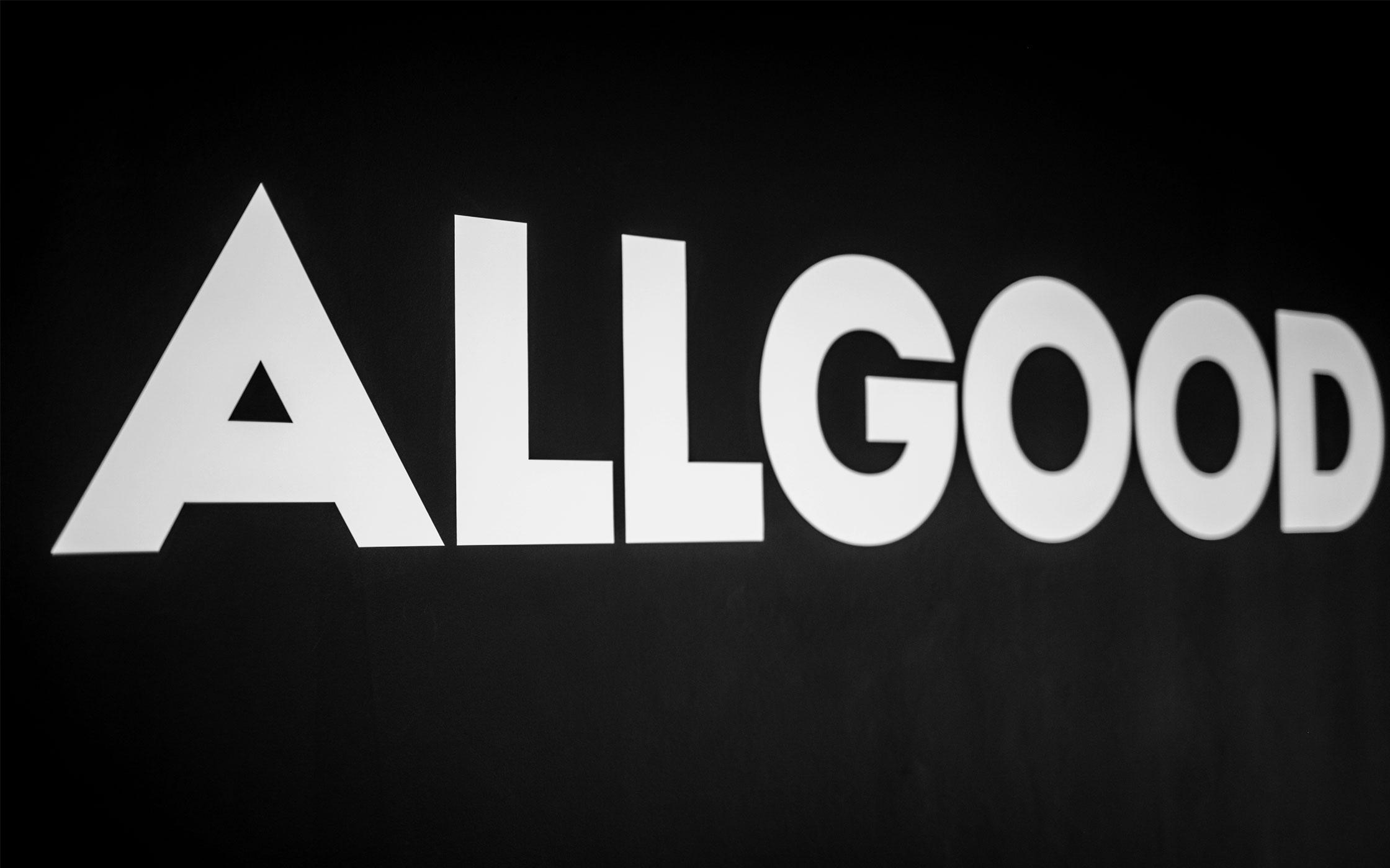 ALLGOOD has rebranded