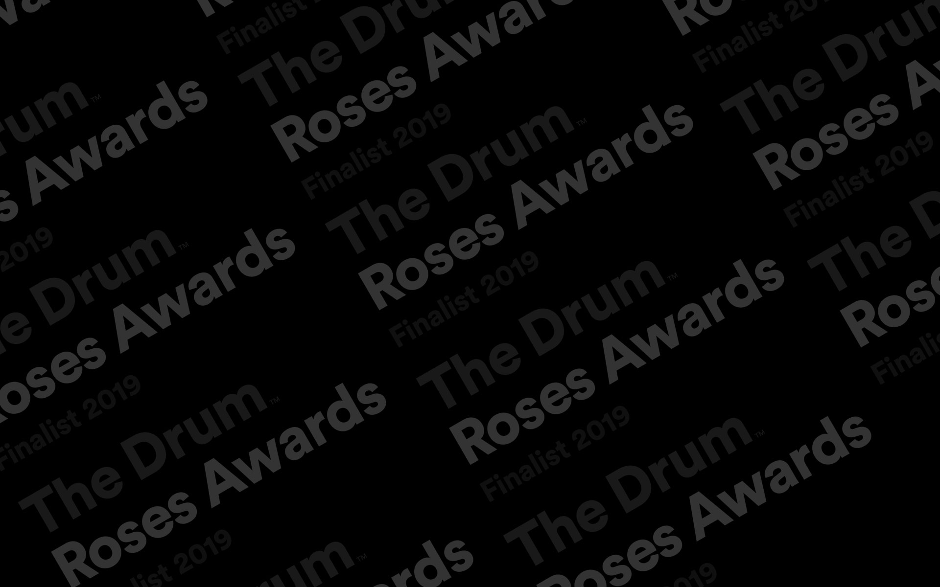 We're nominated finalists in The Drum Roses Awards